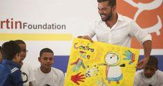 Ricky Martin abre centro de educación integral | NOTICIAS AL TIEMPO