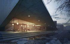https://www.behance.net/gallery/40481717/Cultural-Center-in-Sucha-Beskidzka