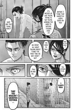 Shingeki No Kyojin Chapter 107 Armin, Mikasa, Levi X Eren, Attack On Titan Season, Attack On Titan Levi, Snk Scan, Anime Fr, Manga Covers, Manga Pages