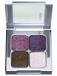 Sonia Kashuk Eye Shadow Quad in Purple Haze