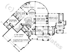 Now that would be the BEST floorplan!