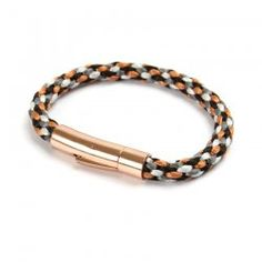 Kumihimo Bedrock Bracelet