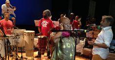 VIRGINIA RODRIGUES E ORKESTRA RUMPILEZZ - Hoje no Prêmio Caymmi de Música (Teatro Castro Alves) 20 Hrs. Salvador-Bahia-Brasil