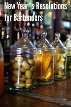 https://www.abarabove.com/resolutions-for-bartenders/ The new year is a great time to consider making changes in your life. Here are some great ideas for bartenders