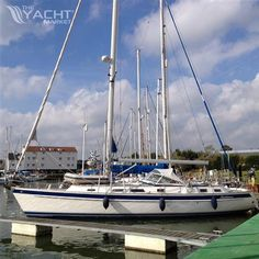 Hallberg Rassy 43 Used Boat for Sale 2003 | TheYachtMarket