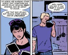 clint barton - Hawkeye  Drinking coffee straight from the pot? Heck yes