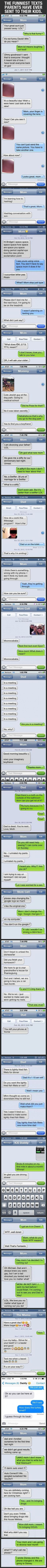 The Funniest Texts Parents Have Ever Sent To Their Kids funny jokes parents text lol funny quote funny quotes funny sayings joke parenting humor funny pictures fails funny images