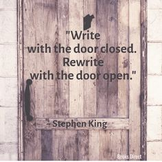 Quote of the Week by Stephen King www.writersrelief.com