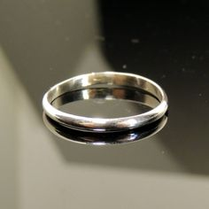 Grayson. Hey, I found this really awesome Etsy listing at https://www.etsy.com/listing/180933528/simple-sterling-silver-ring-band