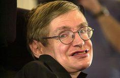 Physiker und Bestsellerautor Stephen Hawking