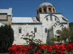 Manastir Studenica Bogorodicina crkva, XII vek, Srbija