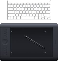 Intuos Pro Medium Professional Pen Tablet | Wacom