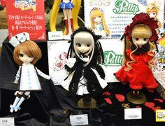 Miyazawa Model Exhibition Spring 2014 Rozen Maiden Dolls