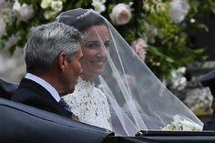 Pippa Middleton trouwt! En dit is haar prachtige trouwjurk