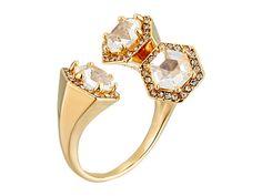 Rebecca Minkoff Three Stone Wrap Ring