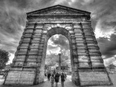Gate of Bordeaux by Cenk Ataseven on 500px