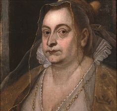 Portrait of a dogaress, by the school of Leandro Bassano (Leandro Dal Ponte), c. 1620