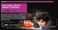 El nuevo portal ThinkB4U (lanzado por Google) presenta videos interactivos y planes de lecciones para que docentes y padres puedan enseñar a los estudiantes cómo comportarse y gestionar su reputación online.ThinkB4U está dividida en 3 secciones básicas: padres, estudiantes y educadores. Cada una de ellas incluye 9 temas para tratar de la responsabilidad en el uso de Internet y teléfonos móviles. Muy completo aunque de momento sólo está disponible en inglés.