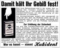 Original-Werbung/ Anzeige 1963 - KUKIDENT - ca. 135 x 110 mm