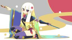 Katanagatari: Togame by CHAN×CO