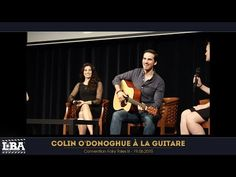HD Colin O'Donoghue plays the guitar (and sings) - Fairy Tales III Once Upon A Time - YouTube