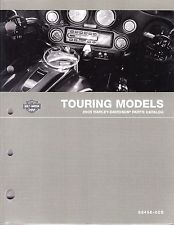2005 Harley Touring Electra Glide Road Classic Ultra King Parts Manual Catalog (Fits: Harley-Davidson Road King)