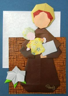 Santo Antonio, de Emilson Nunes dos Santos, dobrado por Vera Young