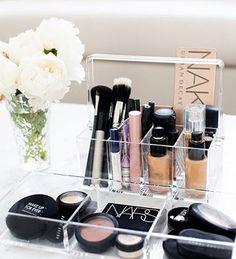 Handig! 5 x opbergtips voor je make-up