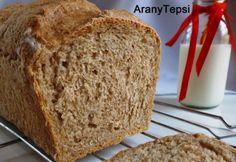 Tönköly kenyérke | NOSALTY Diy Food, Kenya, Banana Bread, Food To Make, Rolls, Food And Drink, Products, Healthy Nutrition, Hungarian Recipes