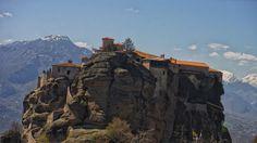 Giorno#7 - I monasteri di #Meteora