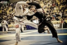 Jiu-Jitsu: The Nuances of Standing Up | The Jiu-Jitsu Times