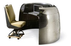 You can even upcycle parts of a ... Plane!