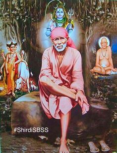 "❤️OM SAI RAM ❤️   ❤️ JAI SATGURU SAINATH ❤️ ""Bow to Shri Sai & Peace Be to all""  #sairam #shirdi #saibaba #saideva #shirdisaibaba #ShirdiSBSS  Please share;  FB: www.fb.com/ShirdiSBSS Twitter: https://twitter.com/shirdisbss Blog: http://ssbshraddhasaburi.blogspot.com/  G+: https://plus.google.com/100079055901849941375/posts Pinterest: www.pinterest.com/shirdisaibaba"