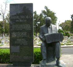 Anibal Troilo. El mejor bandoneonista argentino.