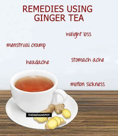From thousands of years ginger or ginger root has been used therapeutically and has been cultivated worldwide. Ginger not only has many health benefits but it is also one of best herbal remedies for upset stomach, motion sickness, cold, headache and more. Honey and ginger juice: Honey ginger juice is very useful in stomach ache