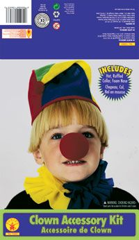 Kids Clown Accessory Kit Today Only $2.96 - http://www.pinchingyourpennies.com/kids-clown-accessory-kit-today-2-96/ #Halloween, #Pinchingyourpennies