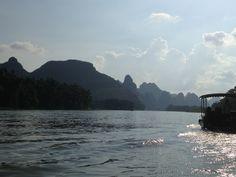 #Li Flussfahrt in #Guilin #China #Wunderschön!