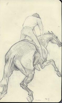 Toulouse Lautrec (Looks like a Moleskin.)