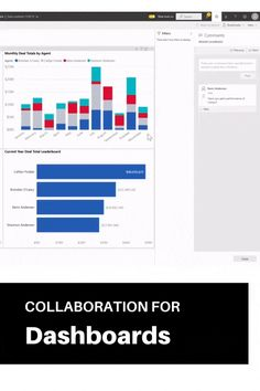 Power BI enables your team to collaborate on your business data. See how adding real analytics to your company can improve how you view your data. Everything About You, Business Intelligence, Dashboards, Enabling, Collaboration, Bar Chart, Insight, Competitor Analysis, Ads
