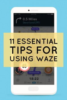 Find out how to better navigate the crowdsourced way-finding app.