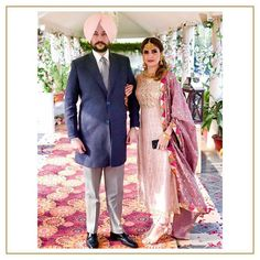 Image may contain: 2 people, people standingYou can find Designer punjabi suits and more on our website.Image may contain: 2 people, people standing Bridal Suits Punjabi, Punjabi Suits Party Wear, Pakistani Wedding Outfits, Indian Bridal Outfits, Indian Party Wear, Punjabi Salwar Suits, Patiala Dress, Punjabi Wedding, Indian Wear
