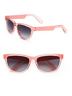 Carrera -  Rounded Cat's-Eye Sunglasses