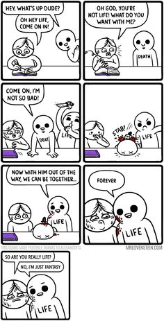 Mr. Lovenstein | Life and Death Situation.