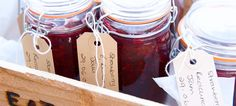 Strawberry and Redcurrant Jam