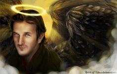 Archangel Gabriel by Spirit-of-Chaos