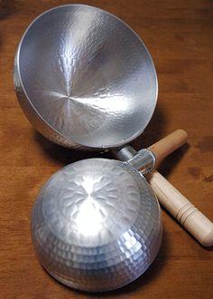 丸底鍋(片手坊主)