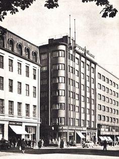 Tallinn. Pärnu Road.1958