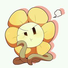 Flowey the flower Undertale Amino, Flowey Undertale, Undertale Memes, Undertale Drawings, Undertale Fanart, Frisk, Pokemon, Pikachu, Flowey La Flor