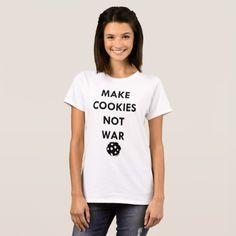 Make cookies not war.