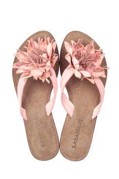 Lazamani 33455 Pink/Licht roze | mooieschoenen.nl